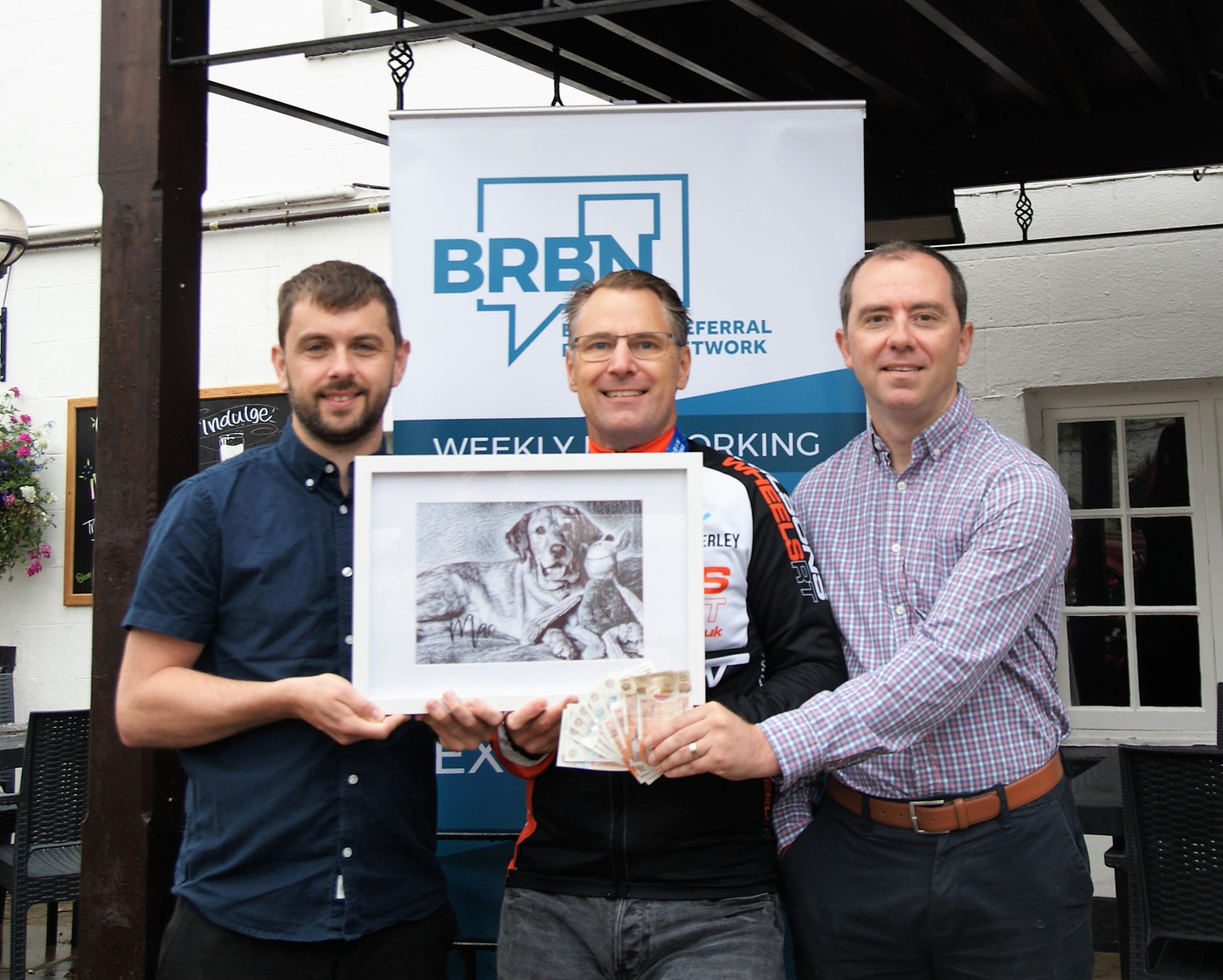 The Tiger Inn launch Mac's Trust  to raise money for local causes.